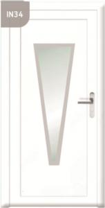 inox ajtópanelek